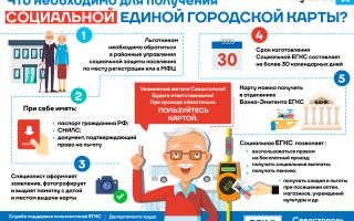 Льготы пенсионерам на бесплатный проезд — социальная карта