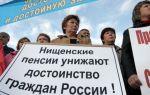 Самые большие пенсии в россии и в мире — условия их получения