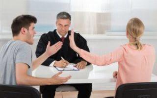 Как оставить ребенка с отцом при разводе — судебная практика