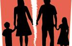 Как развестись с женой или мужем через загс или суд