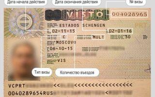Виза в португалию для россиян: документы, стоимость и порядок получения