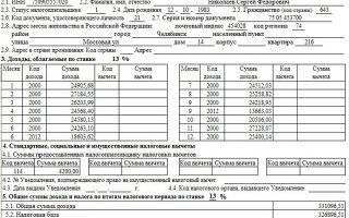 Документы для налогового вычета при покупке квартиры в ипотеку