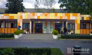 Шоу-рум презентация квартир по реновации на ВДНХ в Москве