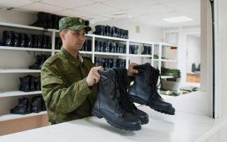 Что нужно брать в армию призывнику 2020 — список (памятка)