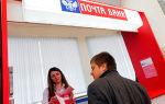 Как погасить досрочно кредит в почта банке