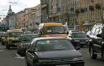 Ставка транспортного налога в Санкт-Петербурге на 2017-2020 год