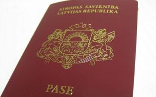 Гражданство латвии — условия и порядок получения