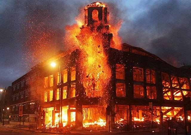 Ответственность за нарушение требований пожарной безопасности