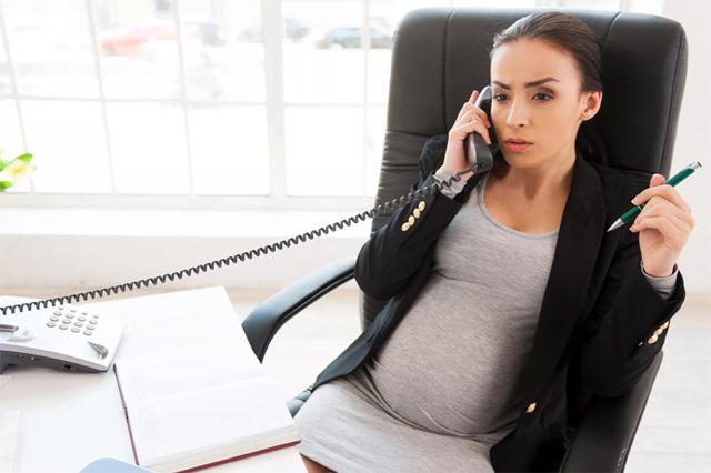 Когда допускается увольнение беременной женщины