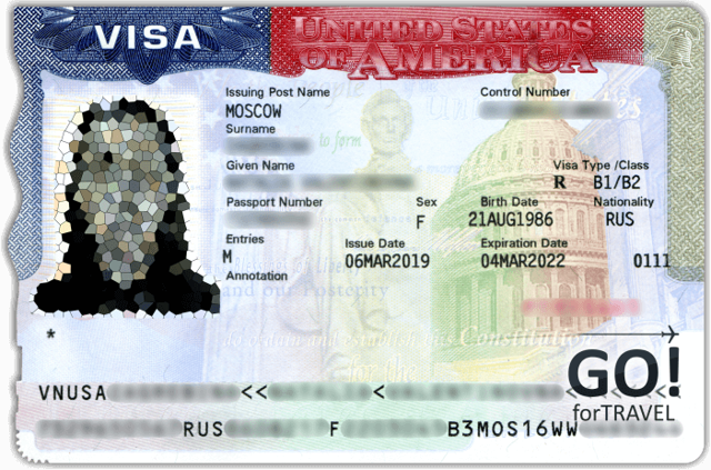 Повторное получение визы в США без собеседования
