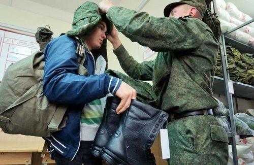 Кто освобождается от призыва на военную службу
