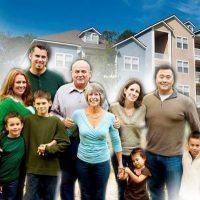 Дарственная на долю в квартире между близкими родственниками