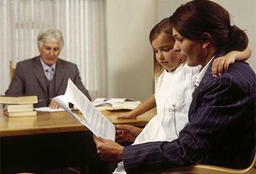 Как распределяется наследство без завещания между родственниками