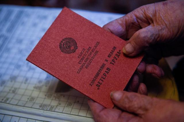 Звание ветерана труда - кому присваивается, документация для получения