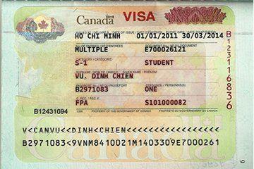 Как получить визу в Канаду, и какие виды ее бывают