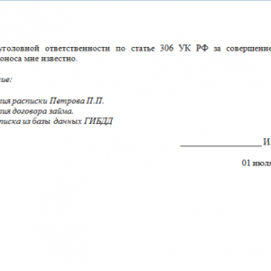 Заявление в полицию о мошенничестве от физического лица: образец, порядок подачи