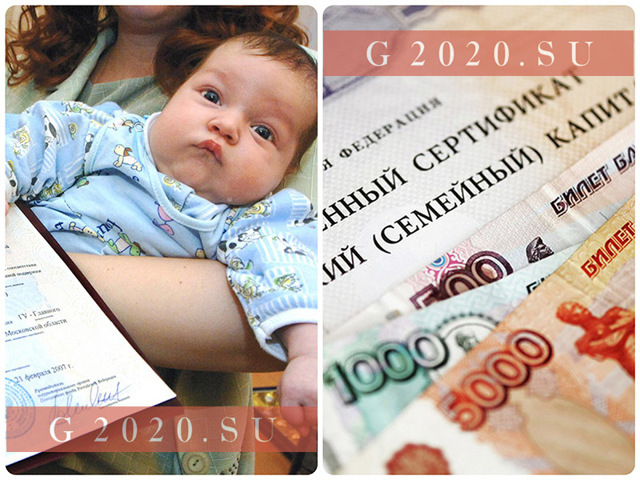 Как потратить материнский капитал легально в 2020 году