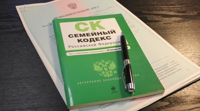 Алиментные обязательства в семейном праве: 13, 14, 15 главы СК РФ