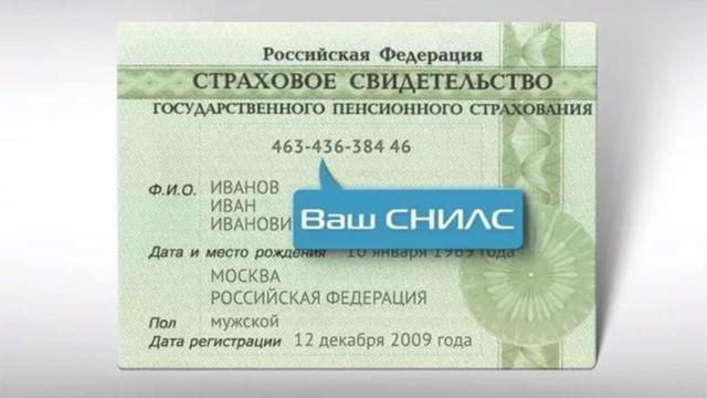 Государственное пенсионное страхование в России