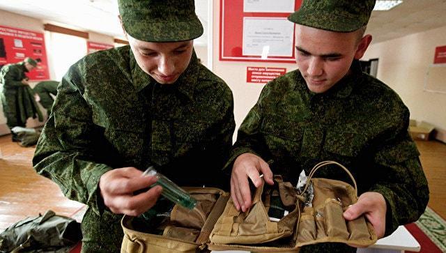 Когда и до какого числа происходит призыв в армию
