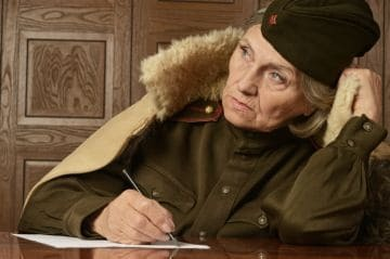 Пенсия за выслугу лет военнослужащим - определенныt условия