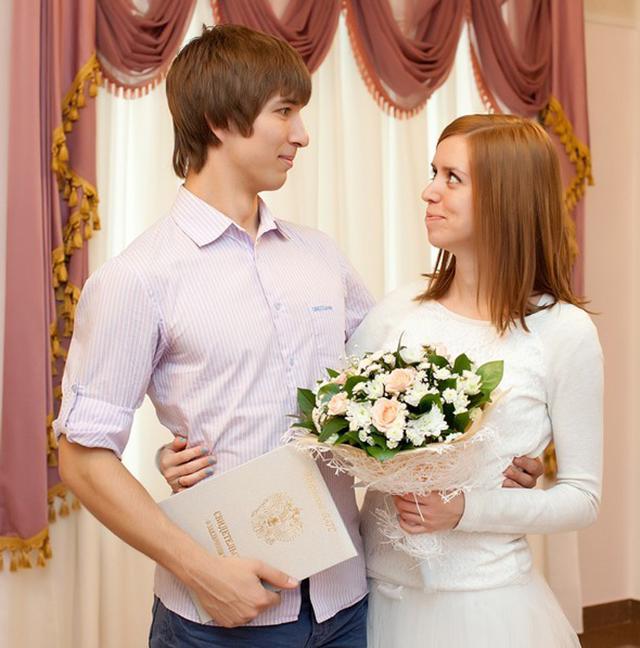 Регистрация брака без торжественной церемонии в ЗАГСе