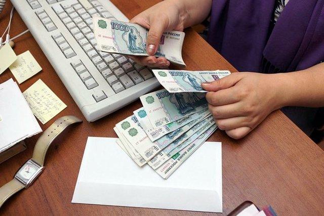 Доверенность на получение заработной платы: образец