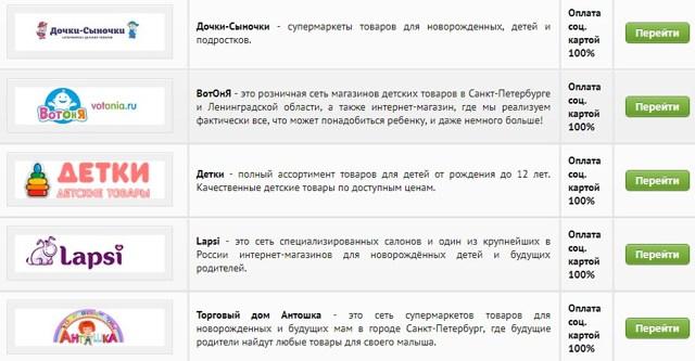 Детская социальная карта в Санкт-Петербурге: как получить и как применять