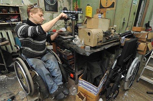 Группы инвалидности и степени ограничения к трудовой деятельности