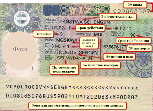 Виза в Европу для россиян в 2020 году: условия и стоимость