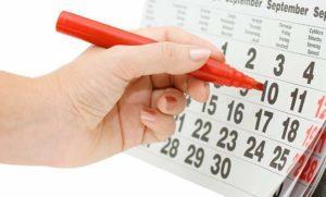 С какого месяца уходят в декрет - разные сроки для разных ситуаций