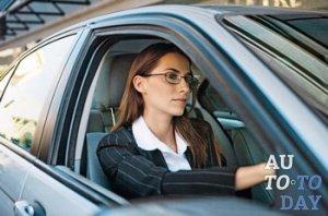 При каком зрении нельзя водить машину и получить права