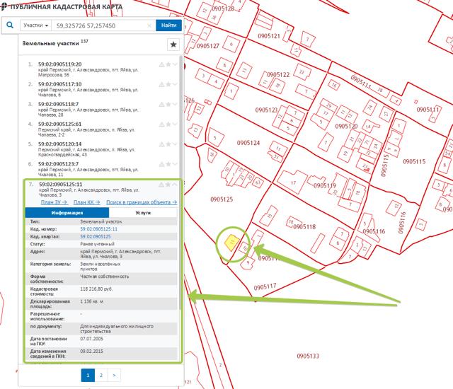 Как узнать кадастровую стоимость земли по ее адресу
