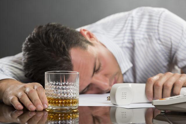 Увольнение за состояние алкогольного опьянения по статье