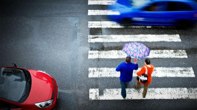 Какие бывают наказания за переход дороги в неположенном месте