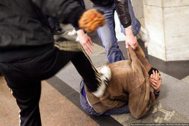 Статья за избиение человека по УК РФ - как привлечь к ответсвенности