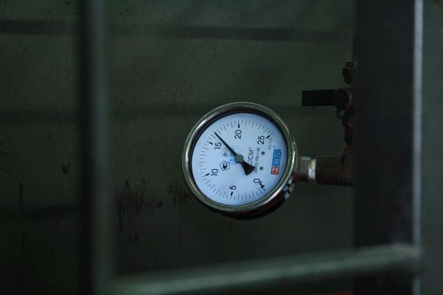 Освидетельствование и поверка газового баллона