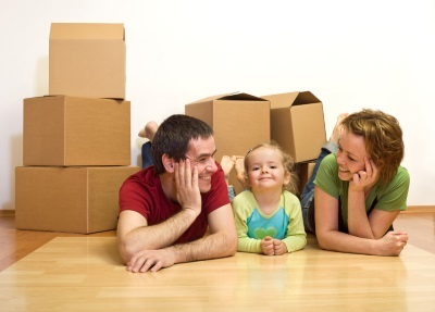 Перепрописать ребенка в другую квартиру