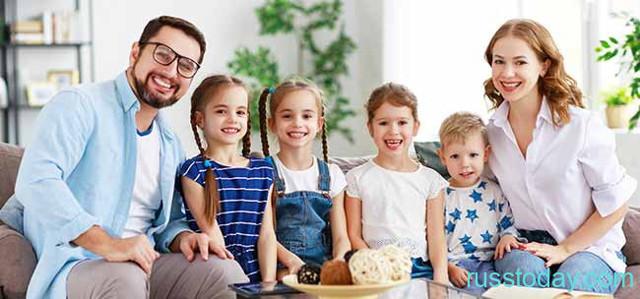 Разнообразные льготы для многодетных семей в 2020 году