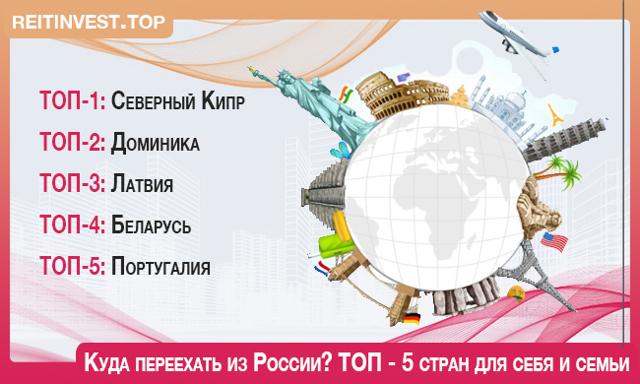 Куда проще всего эмигрировать из России без денег: лучшие страны для переезда в 2020 году