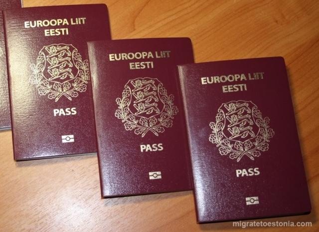 Гражданство Эстонии: как получить и какие нужны документы