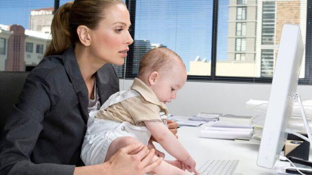 Может ли молодая мама рассчитывать на кредит во время декрета