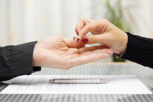 Раздел совместно нажитого имущества супругов в России