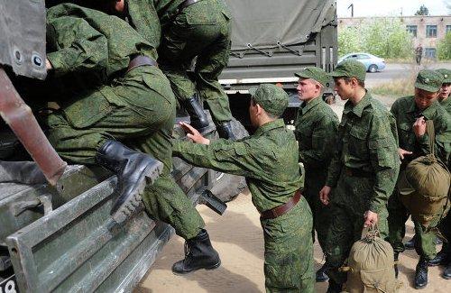 С какого дня начинается служба в армии