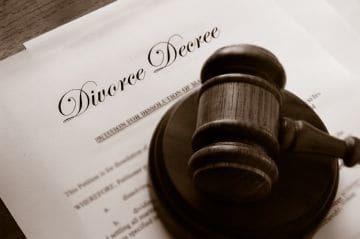 Образец заявления на расторжение брака в 2020 году