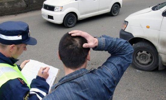 Действия при ДТП без пострадавших: подробная инструкция
