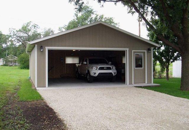 Строительство гаража на участке - правила и нормативы - Налоги и право