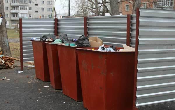 Оплата за мусор в частном доме - тарифы и заключение договора