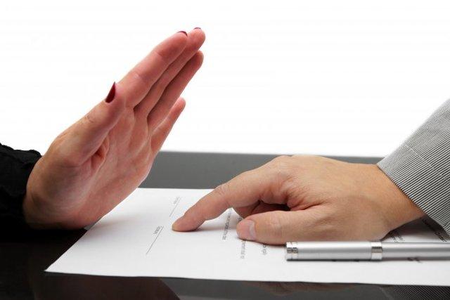 Навязывание услуги по закону о защите прав потребителей