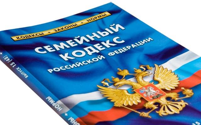 Что гласит Семейный кодекс России об алиментах